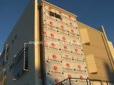 Feve cubrió los altos paneles del compuesto del lustre
