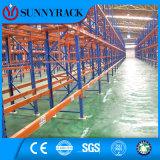 Do armazenamento aprovado do metal do Ce racking resistente da pálete