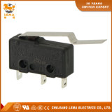 Kw12-93 Long levier Plié micro-Interrupteur subminiature de borne à souder