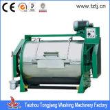 Große Kapazitäts-horizontaler Typ Wolle/Hotel-/Kleid-Waschmaschine-/Wäscherei-Geräten-Maschine