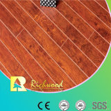 Коммерческие 12,3 мм AC4 тиснение Хикори водонепроницаемый ламинатный пол