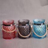 Heet verkoop Candlestick/van de Kleur van de Nevel de Draagbare Houders van de Kaars voor de Decoratie van het Huis