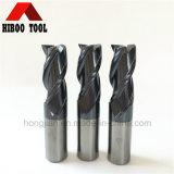높은 Quality HRC55 3flutes Carbide Slotting Milling Cutter