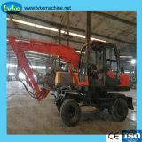 Machine de construction Pelle hydraulique sur chenilles 5,5 tonne