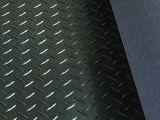 Strati di gomma Grooved del diamante per il rivestimento isolante della puleggia in Cina
