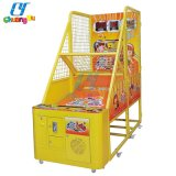 Münzenstraßen-Schießen-Basketball-Säulengang-Spiel-Maschine