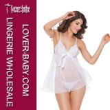 Cheap Plus Size Lady Lingerie Lingerie27989-2 Set (L)
