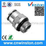 Pneumatic Metal Bass Push-in Fittings with CE