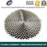 Ligne de production de remplissage de noyau Honeycomb en papier