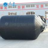 Muelle flotante marina guardabarros de goma de neumáticos