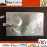 115ml sachet d'encre vide avec joint en caoutchouc (Al aluminium)