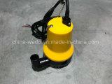 Mini-Gleichstrom-elektrische versenkbare Wasser-Plastikpumpe, Boot Pump12V 24V