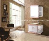 Vanità moderna europea della stanza da bagno, nuova mobilia della stanza da bagno di disegno, Governo di stanza da bagno dell'armadietto della parete