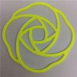 Много вид Kitchenware каботажных судн силикона циновки изоляции