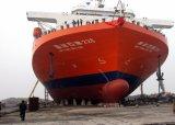 Forte capacidade de rolamento do navio Marinho Airbag de borracha para salvatagem