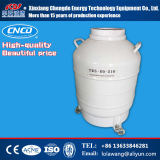 アイスクリームのための熱い販売15 L液体窒素の容器