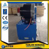Китайская используемая машина гидровлического резиновый шланга высокой эффективности гофрируя для сбывания