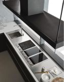 Hlp меламина готово кухонные шкафы