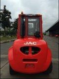 3.5 ton off-road montacargas / carretilla elevadora terreno áspero/JAC de la carretilla elevadora Diesel