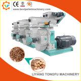 Maison de paille de riz de la biomasse professionnels presse à granulés