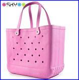 Подгоняйте хозяйственную сумку Tote Obag сумки ЕВА подарков промотирования логоса