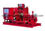 Split аттестованный пожарный насос ISO9001 случая