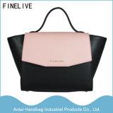 2017 Fashion провод фиолетового цвета кожи Designer женщин/Леди сумки на-0013A