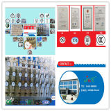 Bester Art-Druckanzeiger für Sauerstoff-Sauerstoff-Druckanzeiger