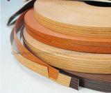 Bandes décoratives de meubles, bordure foncée en caoutchouc, bande rebord de PVC de Module