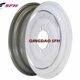 Schlauchlose Stahlrad-Felge für hellen LKW (5.5X16)
