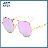 Blocco per grafici del metallo dell'annata di modo degli occhiali da sole delle donne dei fornitori della Cina Sunglass unisex