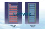 太陽か風または格子エネルギー蓄積システムのための12V 24V 48V 50ah 100ah 200ahのリチウム電池
