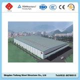 샌드위치 위원회 Prefabricated 강철 구조물 창고