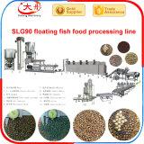 Nourriture de poissons chaude de vente faisant la ligne de production à la machine