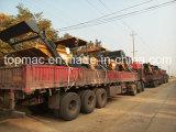 Kipwagen van de Plaats van de Kipwagen van de Lading van Ghana Accra de Zelf3ton