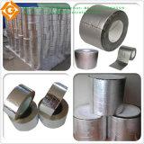 Aluminiumfolie-selbstklebendes Bitumen-wasserdichtes grelles Band