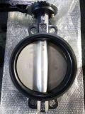 DIN/JIS полупроводниковых пластин типа двухстворчатый клапан с помощью CF8 диск привода переключения передач