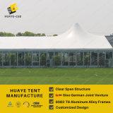 Onsale 2000 Lugares Casamento Retângulo tendas com parede transparente