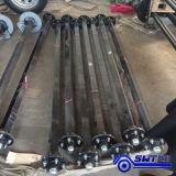 Casella Trailer Manufacturer in Steel Plant