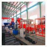 Máquina hidráulica do bloco de estrada concreta do baixo custo (QT6-15)