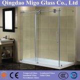 Porta do quarto de chuveiro/vidro Tempered com CCC, certificado