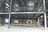 빠르고 쉬운 임명 Prefabricated 강철 구조물 계단 건축
