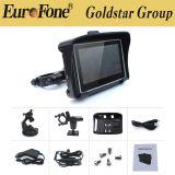 """4.3 Goldstar"""" Moto автомобильные системы навигации GPS с маркировкой CE/RoHS сертификатов"""