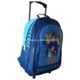 Porte-monnaie Back to School Trolley Rolling Backpack Gift Set Bag