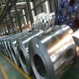 le zinc 30-275G/M2 a enduit la bobine en acier galvanisée par matériau en acier pour le toit