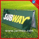 Bandeira de quadro de PVC de alta qualidade para boa publicidade