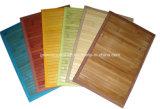 Het Onderleggertje van het Bamboe van de Mat van de Lijst van het bamboe