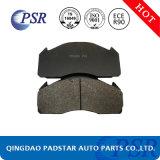 De AutoLeverancier van uitstekende kwaliteit van het Stootkussen van de Rem van de Schijf van de Vrachtwagen van Delen