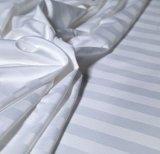 Tela de algodón colorida del poliester
