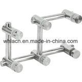 ステンレス鋼の精密投資鋳造の手すりのゲートのラッチの付属品(モジューラシステム)